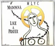 LIKE A PRAYER - UK / GERMANY CD SINGLE